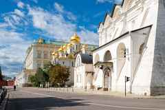 Οδός Borovitskaya Στοκ Φωτογραφίες