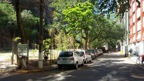Οδός Bucoli στο Ρίο de janeiro Στοκ Εικόνες