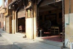 Οδός EL moez στοκ εικόνες