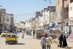 Οδός Kairouan Στοκ Φωτογραφίες