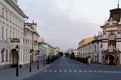 Οδός Kremlevskaya Στοκ Εικόνες