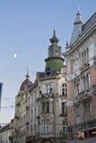 Οδός Lviv Στοκ εικόνες με δικαίωμα ελεύθερης χρήσης