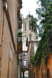 Οδός Tarragona Ισπανία Στοκ φωτογραφία με δικαίωμα ελεύθερης χρήσης