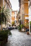 Οδός Toretto, Ρώμη Στοκ Φωτογραφία