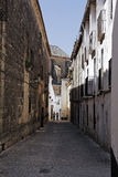 Οδός Ubeda Στοκ Εικόνες
