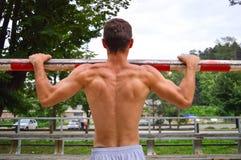 Οδός workout στοκ εικόνες με δικαίωμα ελεύθερης χρήσης