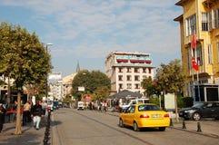 Οδός Yerebatan Στοκ Φωτογραφία