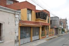 Οδόστρωμα Arequipa Στοκ Φωτογραφίες