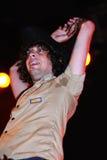 Ο Adam πράσινος αποδίδει στη υπερβολική δημόσια προβολή ντισκοτέκ στοκ φωτογραφία με δικαίωμα ελεύθερης χρήσης