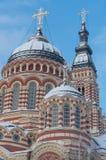 Ο Annunciation καθεδρικός ναός σε Kharkiv Ουκρανία Στοκ Εικόνες