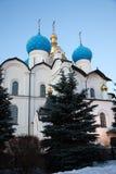 Ο Annunciation καθεδρικός ναός Kazan Κρεμλίνο Στοκ φωτογραφία με δικαίωμα ελεύθερης χρήσης