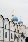 Ο Annunciation καθεδρικός ναός Kazan Κρεμλίνο, Ρωσία Στοκ Εικόνα