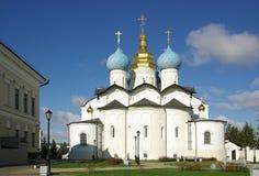 Ο Annunciation καθεδρικός ναός Kazan Κρεμλίνο Στοκ φωτογραφίες με δικαίωμα ελεύθερης χρήσης
