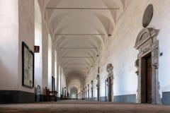 16ο Benedictine αιώνα μοναστήρι του χώρου SAN Nicolo λ ` σε Cata Στοκ φωτογραφία με δικαίωμα ελεύθερης χρήσης
