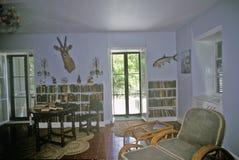 Ο Ernest Hemingway Home και μουσείο, Key West, Φλώριδα στοκ εικόνα