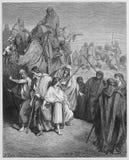 Ο Joseph πωλείται στη σκλαβιά από τους αδελφούς του ελεύθερη απεικόνιση δικαιώματος