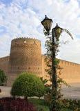 Ο Karim Khan Castle στην πόλη της Shiraz, Ιράν Στοκ Φωτογραφία