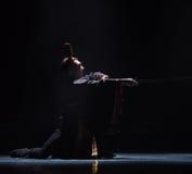 Ο kendo-εθνικός λαϊκός χορός Στοκ φωτογραφίες με δικαίωμα ελεύθερης χρήσης