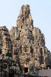 Ο Khmer ναός Bayon Στοκ Εικόνες