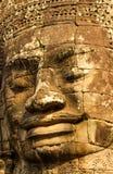 Ο Khmer ναός Bayon, Angkor Thom, Siem συγκεντρώνει, Καμπότζη Στοκ Φωτογραφίες