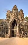 Ο Khmer ναός Bayon, Angkor Thom, Siem συγκεντρώνει, Καμπότζη Στοκ φωτογραφία με δικαίωμα ελεύθερης χρήσης