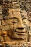 Ο Khmer ναός Bayon, Angkor Thom, Siem συγκεντρώνει, Καμπότζη Στοκ Εικόνες