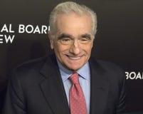Ο Martin Scorsese εμφανίζεται στα βραβεία Gala ταινιών NBR Στοκ Φωτογραφίες