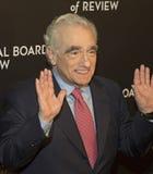 Ο Martin Scorsese εμφανίζεται στα βραβεία Gala NBR Στοκ Φωτογραφία