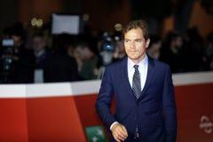Ο Michael Shannon, ενοχλεί όχι άλλο κόκκινο χαλί - 12η ταινία Fes της Ρώμης Στοκ Εικόνες
