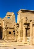 Ο mortuary ναός Ramses ΙΙΙ κοντά σε Luxor Στοκ Φωτογραφίες