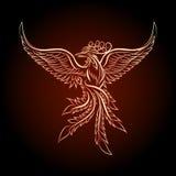 Ο Phoenix Ebmlem ελεύθερη απεικόνιση δικαιώματος