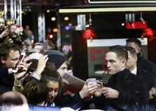Ο Robert Pattinson παρευρίσκεται στο ` η χαμένη πόλη του Ζ ` Στοκ Εικόνες