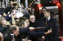 Ο Robert Pattinson παρευρίσκεται στο ` η χαμένη πόλη του Ζ ` Στοκ Φωτογραφία