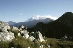 Ο Sir Lowrys Pass Νότια Αφρική στοκ εικόνες