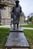Ο Sir Winston Churchill στοκ φωτογραφία με δικαίωμα ελεύθερης χρήσης
