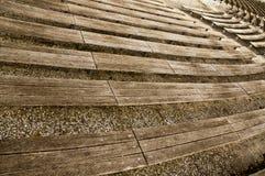 πάγκοι ξύλινοι στοκ εικόνες