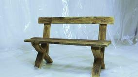 πάγκοι ξύλινοι φιλμ μικρού μήκους