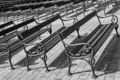 Πάγκοι Στοκ φωτογραφίες με δικαίωμα ελεύθερης χρήσης