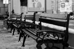 Πάγκοι Στοκ Φωτογραφίες