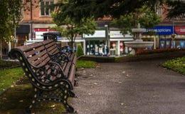 πάγκος μόνος Στοκ εικόνες με δικαίωμα ελεύθερης χρήσης