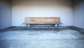 πάγκος Στοκ φωτογραφία με δικαίωμα ελεύθερης χρήσης
