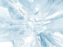 πάγος ανασκόπησης ελεύθερη απεικόνιση δικαιώματος
