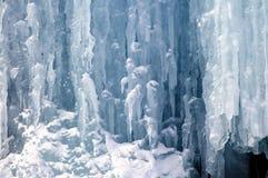 πάγος ανασκόπησης Στοκ εικόνες με δικαίωμα ελεύθερης χρήσης