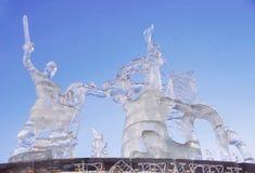 πάγος αριθμών Στοκ Εικόνες