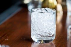 πάγος γυαλιού Στοκ φωτογραφία με δικαίωμα ελεύθερης χρήσης