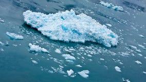 πάγος επιπλέοντος πάγου Στοκ Φωτογραφίες