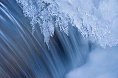 πάγος καταρρακτών στοκ εικόνες με δικαίωμα ελεύθερης χρήσης