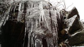 πάγος κεριών στοκ εικόνες