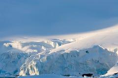 πάγος κρέμας Στοκ Εικόνα