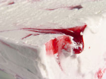 πάγος κρέμας Στοκ εικόνες με δικαίωμα ελεύθερης χρήσης